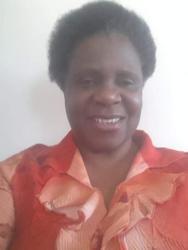 Charity Maphosa, estate agent